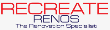 Recreate Renos logo